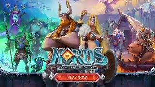 Nords: Heroes of the North (iOS/Android) | Official Mobile Game (2015)