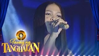 Tawag ng Tanghalan: Marielle Montellano defeats the daily winner!
