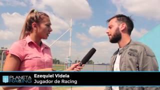 Planeta Racing TV:  Entrevista a Ezequiel Videla.