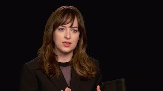 'Fifty Shades of Grey' Interview