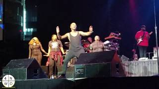 Kirk Franklin & Tye Tribbet (Live WIDU Anniversary  2017)