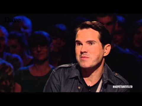 Alan Davies As Yet Untitled Jimmy Carr is Prince Harry s wingman