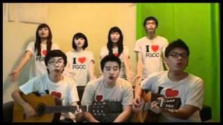 Bangkit dan Bersinar (cover) by FreshGE