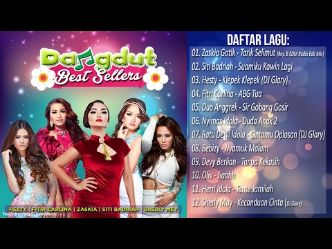 Dangdut Best Sellers - Lagu Dangdut Terbaru Populer 2017 mp3