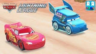 Cars: Lightning League - Lightning Mcqueen vs DJ