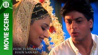 Madhuri's 1st wedding night