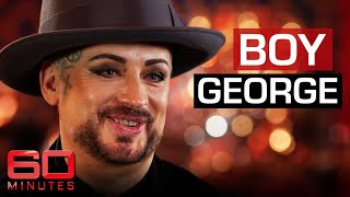 Boy George candid interview on coming out | 60 Minutes Australia