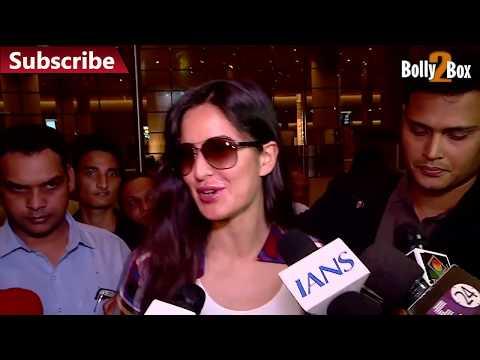 Katrina Kaif Returns from Dream Team Tour | Bolly2box