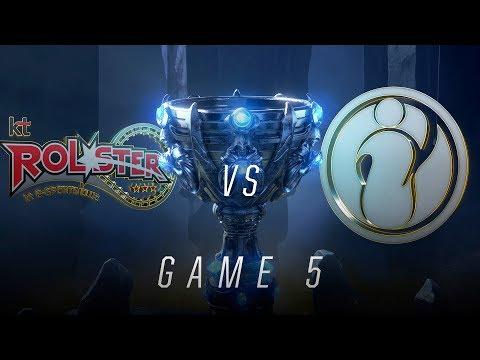 Xxx Mp4 KT Vs IG Quarterfinal Game 5 World Championship Kt Rolster Vs Invictus Gaming 2018 3gp Sex
