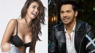 Varun Dhawan admits he is crazy for Disha Patani on Koffee With Karan 5