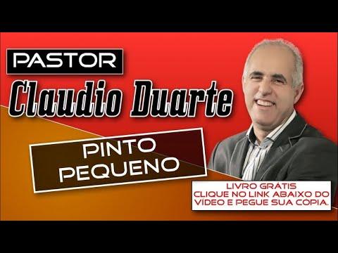 Pr. Claudio Duarte Pinto pequeno