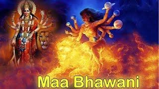 Maa Bhawani | Hindi Devotional Movie | Lokesh | Vinay Prasad | Ravi Kiran