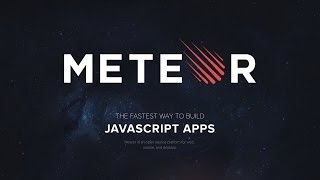 Everything I can teach you about Meteor in 50 minutes - Introduction, Demo and Meteor 1.5