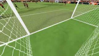 danut.lupu (rainbow dribble) goal on power soccer nr.1