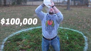Training For MrBeast's $100,000 Circle