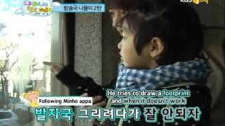 SHINee - Hello Baby Eng Sub Ep 5 Part 4/5