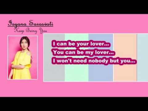 Isyana Sarasvati - Keep Being You (Lyric) Mp3