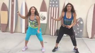 Zumba fitness lose yourself by Major Lazer