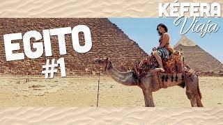 KÉFERA VIAJA - EGITO #1