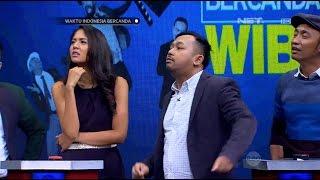 Waktu Indonesia Bercanda - Aurelie Moeremans Pasrah Kalah Debat Sama Cak Lontong