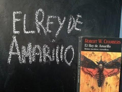Historias cortas EL REY DE AMARILLO de Robert W. Chambers