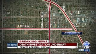 Death investigation underway at Denver Academy