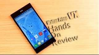 Walton Primo VX Hands on Review.