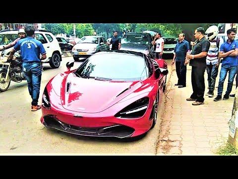 Xxx Mp4 Mclaren 720s In Bangalore Indias First McLaren 720S Supercarpublic Reaction 3gp Sex