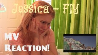 Jessica/제시카 - Fly MV Reaction - Hannah May
