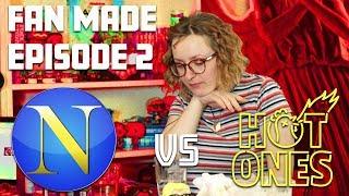 The Normies Vs Hot Ones Challenge - Episode 2 Marketa