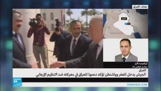 القوات العراقية تقتحم تلعفر من عدة محاور والأمم المتحدة تحذر من نزوح آلاف المدنيين