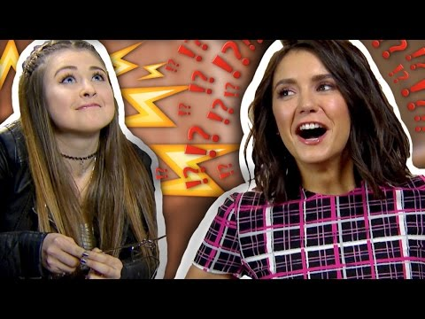 Xxx Mp4 DON T TOUCH THE WIRE With NINA DOBREV XXx The Return Of Xander Cage Movie Interview 3gp Sex