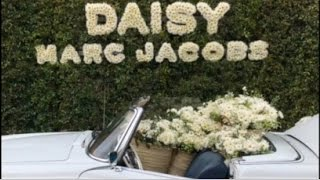 Inside the Daisy Fragrance Party by Marc Jacobs