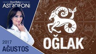 Oğlak Burcu Aylık Astroloji Burç Yorumu Ağustos 2017