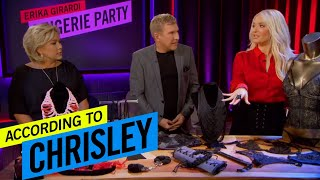 According to Chrisley | Episode 4: Todd, Julie, and Erika have a Lingerie Party!