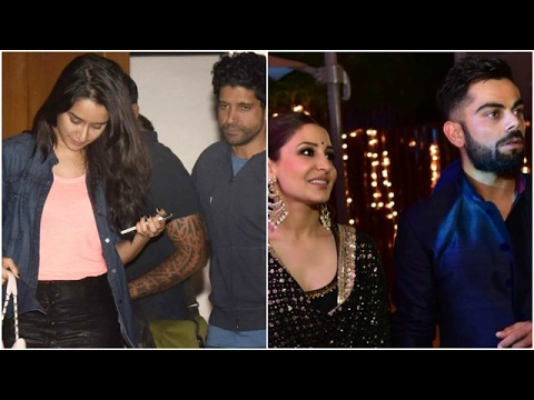 Farhan's Surprise Visit Annoyed Shraddha | Virat Makes His Relationship With Anushka Official