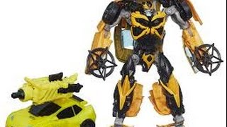 Bumblebee - Toys R Us Exclusive Tranformers Age of Extinction Evolutions Deluxe Assortment