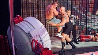 Big Show hurls John Cena into a spotlight at Backlash