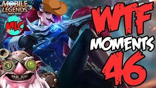 Mobile Legends WTF Moments Episode 46