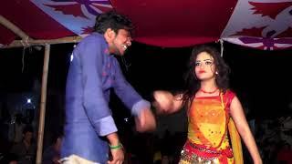 funny village holud dance performance, Bangladesh