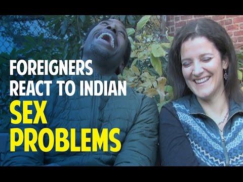 Xxx Mp4 Foreigners React To Weird Indian Sex Problems 3gp Sex