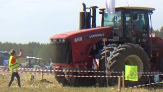 Big Agricultural Tractors | John Deere Vs Versatile | Tractor Show