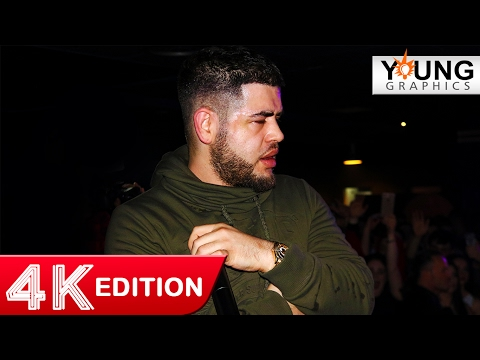 Noizy - Fire on Stage (Official Video 4K)