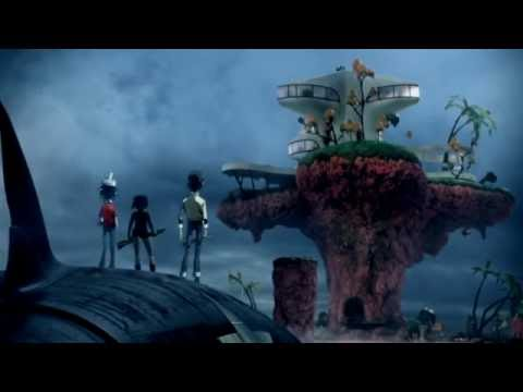 Gorillaz - On Melancholy Hill (Official Video)