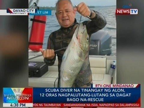 Xxx Mp4 BP Scuba Diver Na Tinangay Ng Alon 12 Oras Nagpalutang Lutang Sa Dagat Bago Na Rescue 3gp Sex