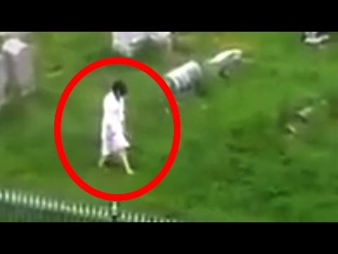 REAL GHOSTS Caught on Tape Top 5 Real Ghost Videos 2016