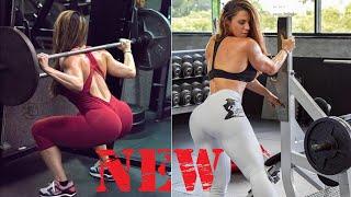 LINDA DURBESSON Fitness Coach - Quads & Glutes Workouts / Entraînement Fessiers [Fitness Gym]