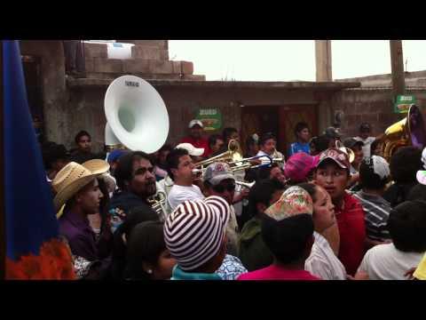 Encuentro de comparsas carnaval de juchitepec 2011