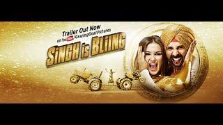 Singh is Bling Full HD Official Trailer