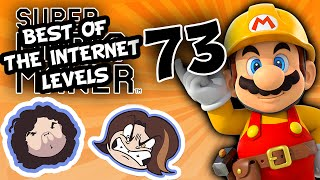 Super Mario Maker: Flavored Sass - PART 73 - Game Grumps